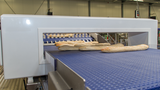 Application story bread inspection at Niverplast - Metal detection