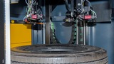 Application story: Carl Zeiss Optotechnik tyre inspection systems - Positioning of the measuring heads