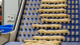 Application story bread inspection at Niverplast  - assembly line