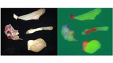 Hyperspectral imaging in food processing