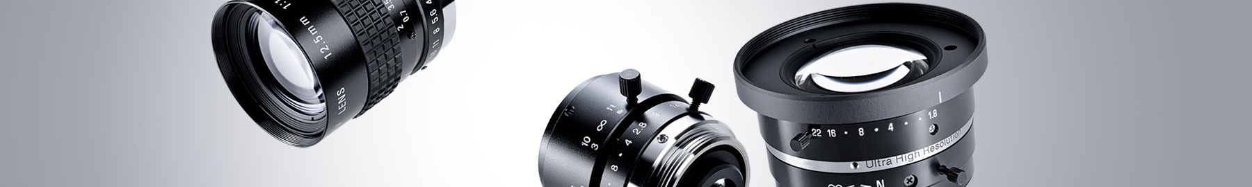 Machine Vision Lenses and Optics - STEMMER IMAGING
