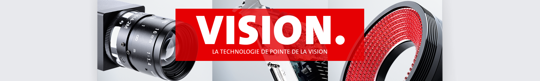 Soci t stemmer imaging for Salon vision industrielle