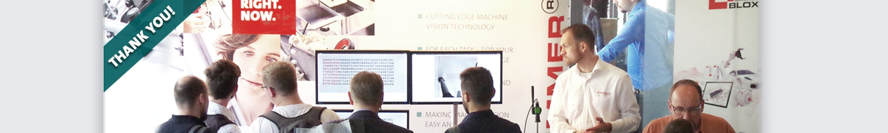 Machine Vision Technology Forum - Thank you!