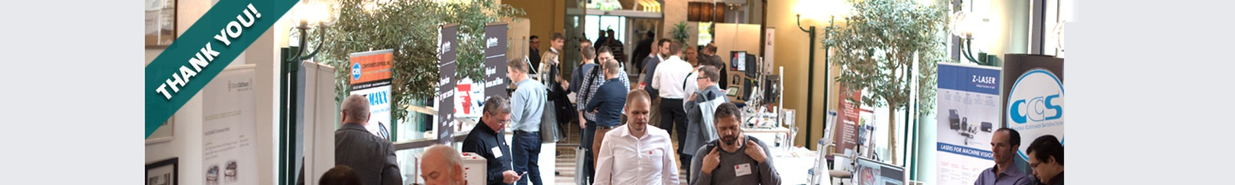 Machine Vision Technology Forum 2017 - Stockholm