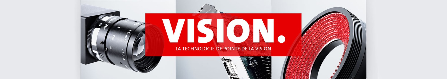 STEMMER IMAGING - VISION.RIGHT.NOW.