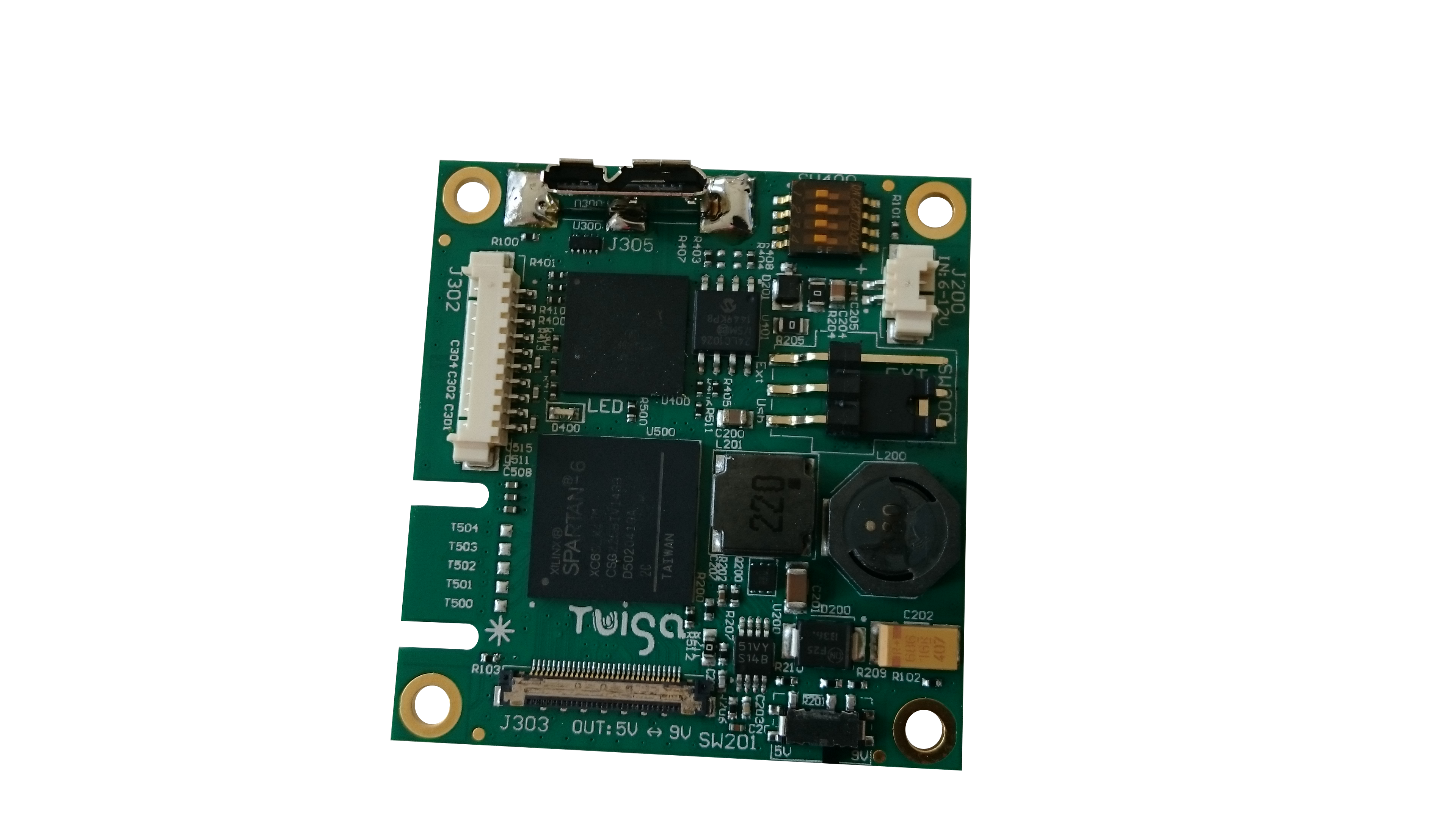 Twiga Modules and Interface Boards