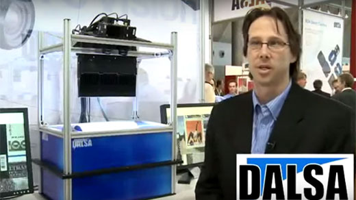 Video: DALSA Color Linescan