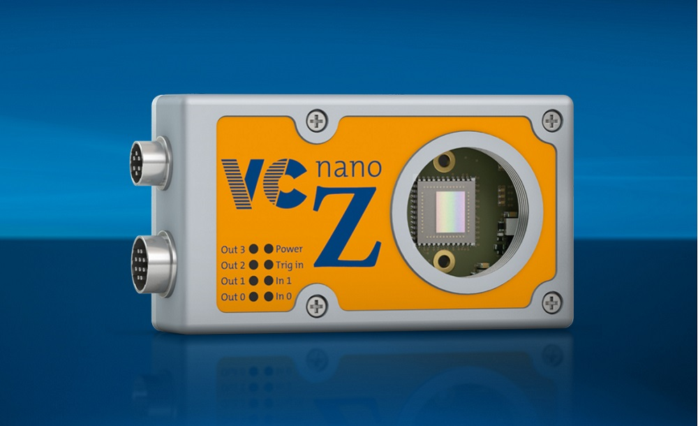 Vision Components VC Nano Z - Tiny smart cameras with housing