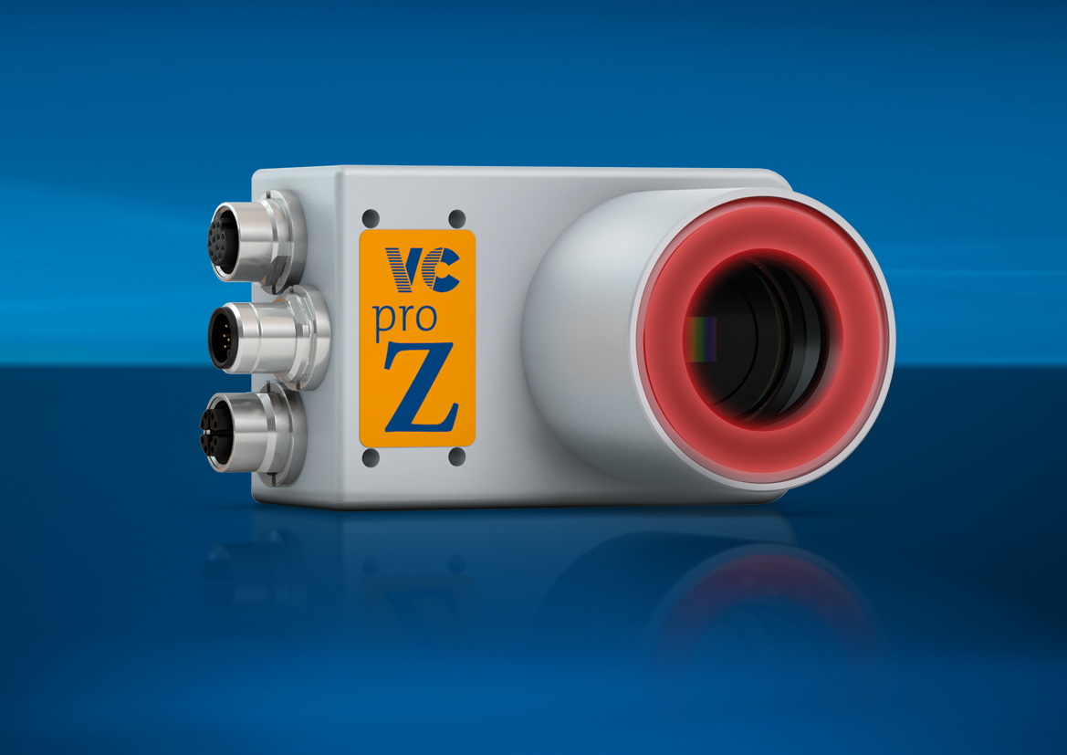 Vision Components VC Pro Z - Flexible smart camera for harsh environments