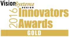 Honoured with the Vision Systems Innovators Award