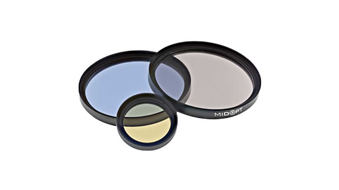 MidOpt Light balancing filters