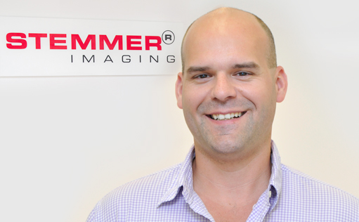 Jan Friedrich, Senior Key Account Manager, STEMMER IMAGING