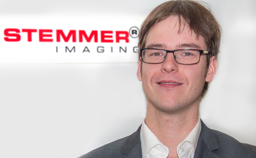 Corné van Kessel, Sales Group Manager, STEMMER IMAGING