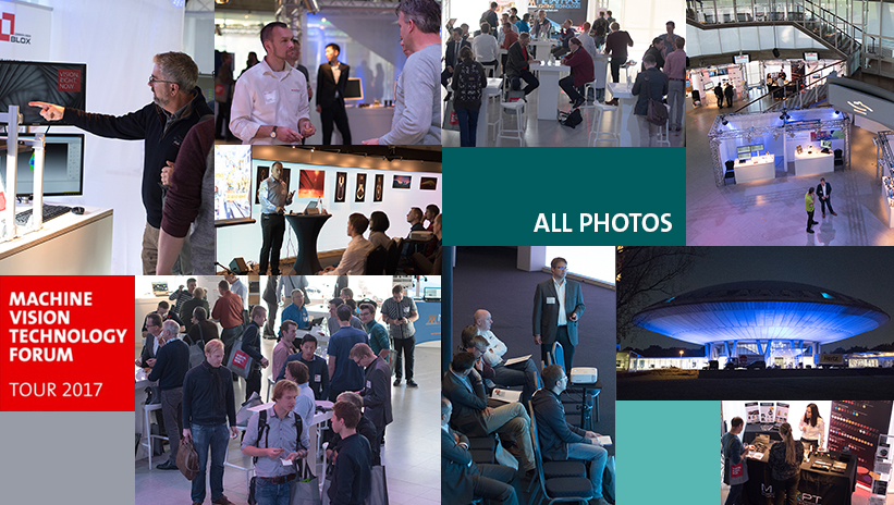Photos: Benelux Machine Vision Technology Forum 2017