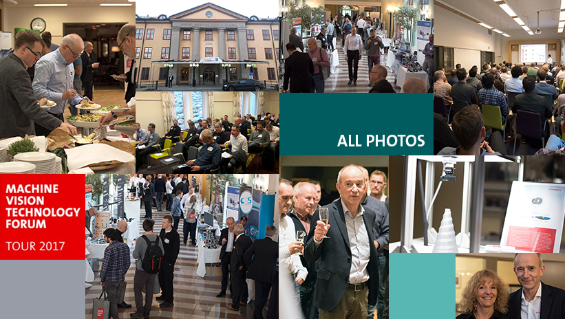 Photos: Machine Vision Technology Forum 2017 - Stockholm