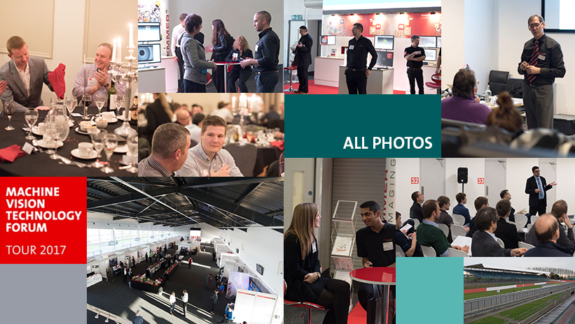 Photos: UK Machine Vision Technology Forum 2017