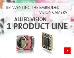 Allied Vision 1 product line!