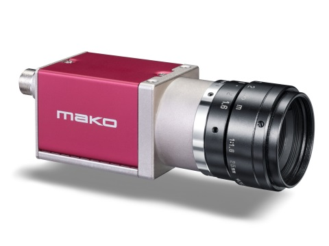Allied Vision Mako: Low-cost Machine Vision cameras