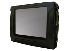 IO-Industries Express Mobile - High-Performance, Portable DVR in Rugged Casewith Touchscreen Control