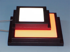 FiberOptic LEDBack - Compact LED backlighting panels
