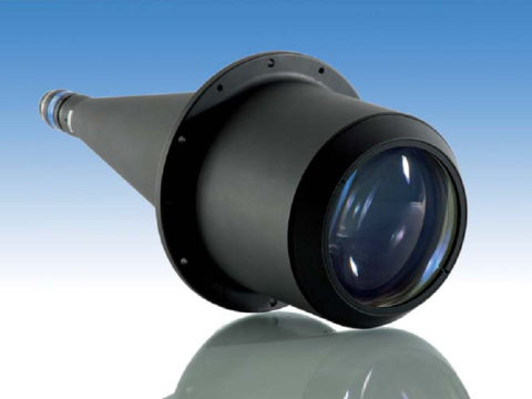 Opto Engineering PC Lenses - Pericentric 360° View with just One Camera