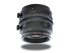 Schneider Kreuznach Macro Varon - CAS technology for maximum resolution