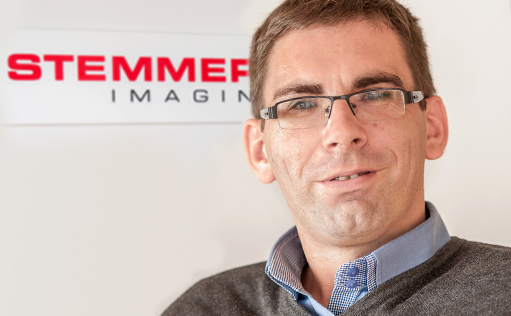 Michal Aftewicz, Sales Specialist, STEMMER IMAGING