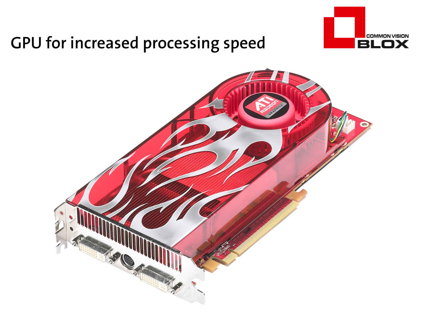 CVB GPU-Processing for increased processing speed