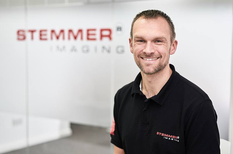 Dr Jon Vickers, CVB Product Manager at STEMMER IMAGING