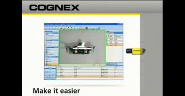 Cognex In-Sight Micro - Extremely small and flexible all-in
